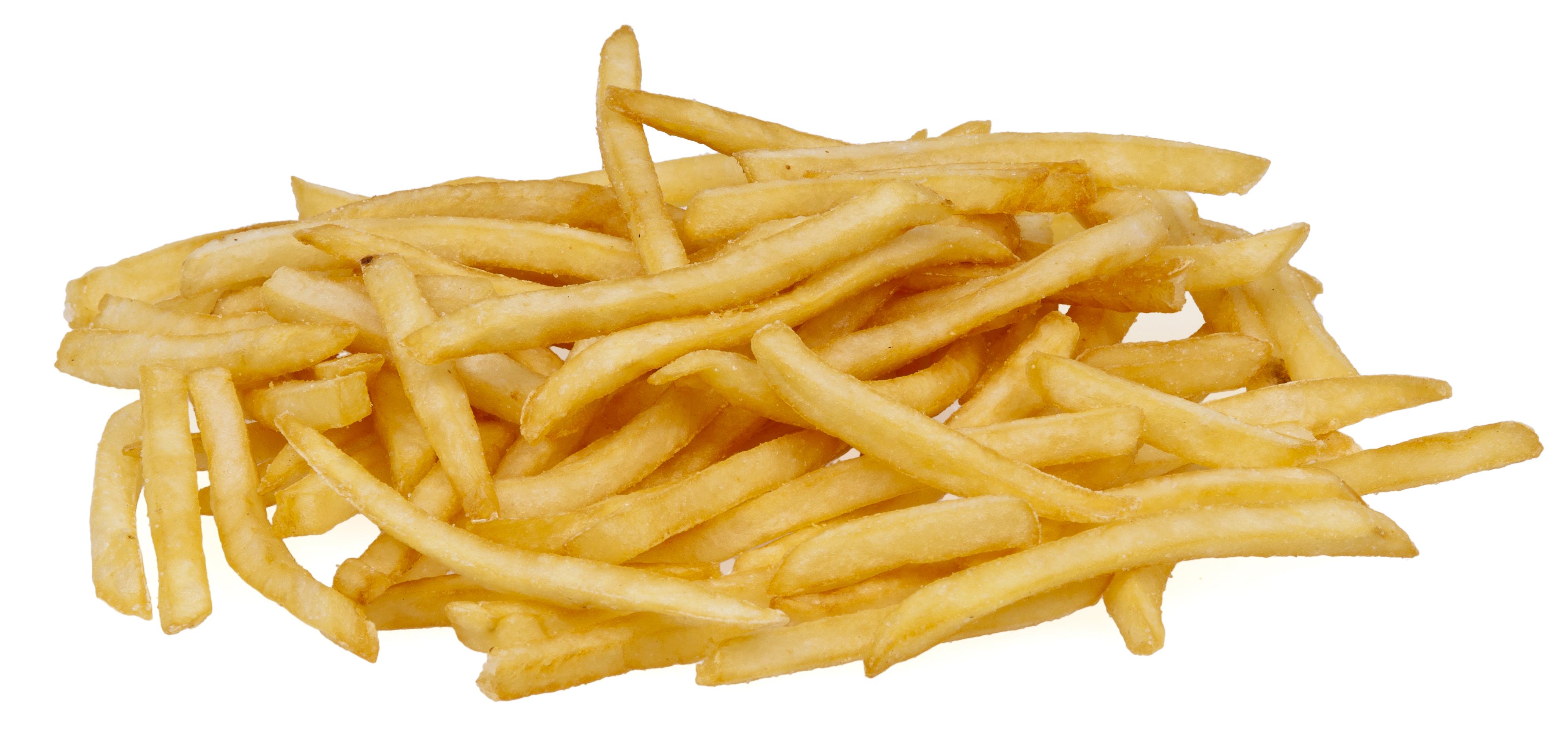 McDonalds patates kızartması