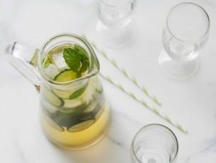 Salatalık Çayı - Yağ Eriten Salatalık Çayı